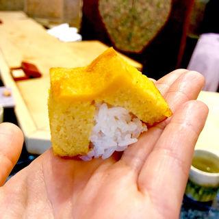 玉子焼き(初音鮨 (はつねすし))
