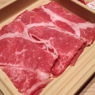 旨み牛(しゃぶしゃぶ温野菜 ミューザ川崎店)