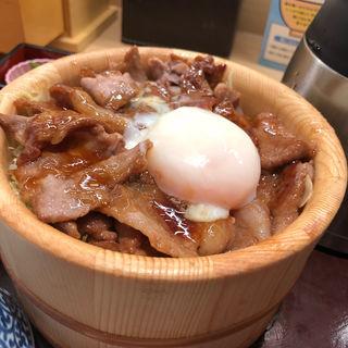 ホエー豚の焼肉おひつごはん(おひつごはん四六時中 泉南店 )