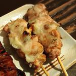 セセリのガーリック焼カレー風味(やきとり雷 (かみなり))
