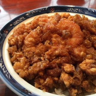 天國特製 かき揚げ丼(銀座 天國 本店)