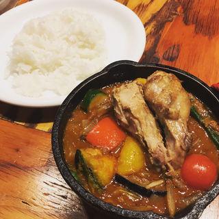 一日分の野菜カレー完全食セット(camp 大手町店 (キャンプ))