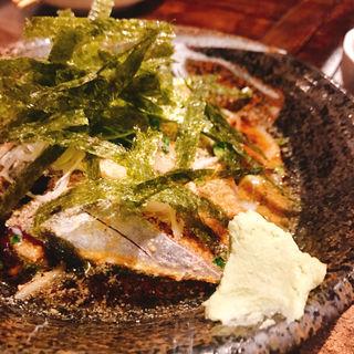 胡麻鯖(まつ永水産)