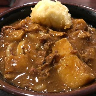 カレーうどん 小(讃岐うどん大使 東京麺通団 (とうきょうめんつうだん))