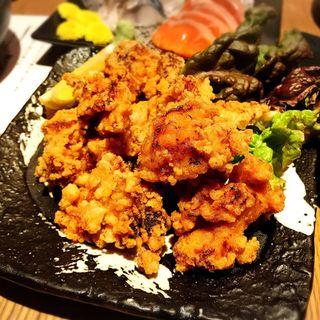鶏の唐揚げ(居酒屋なかめぐろ )