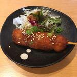 味噌カツ(鳥開 総本家 ラシック店 (とりかい そうほんけ))