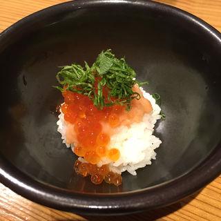 ちょこっと鮭トロいくらごはん(やまや JR三ノ宮店 )