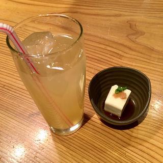 やまやの柚子ジュース(やまや JR三ノ宮店 )