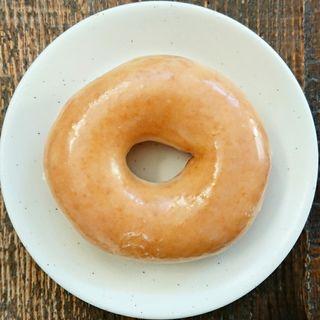 オリジナル・グレーズド(クリスピー・クリーム・ドーナツ 新宿サザンテラス店 (Krispy Kreme Doughnuts))