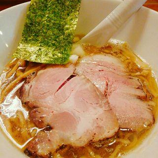 煮干そば(極汁美麺 umami)