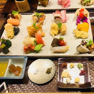 手織り寿司(AWOMB西木屋町 )