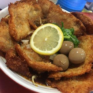 バリかつジェット+バリかつシングル うずら煮卵(三木ジェット)