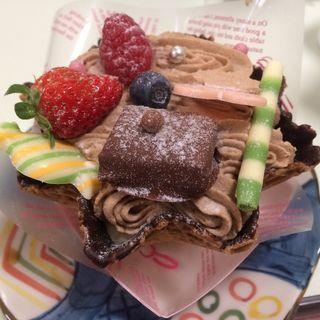 トリュフワッフル(トト洋菓子店 )