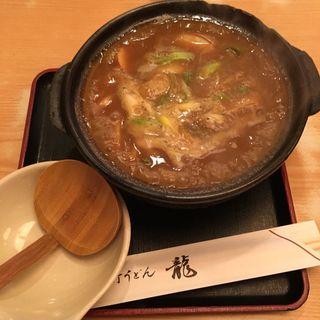 カレー煮込みうどん(龍 錦店 (りゅう))