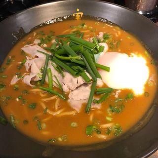 かれー麺(かれー麺 実之和)