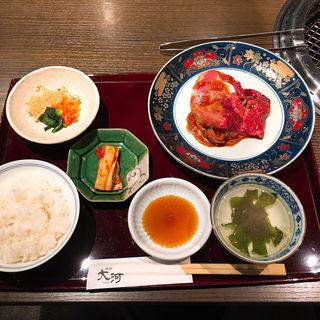 焼肉ランチ(焼肉 大河 (ヤキニク タイガ))