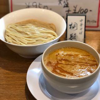 担々つけ麺(中華そば桐麺)