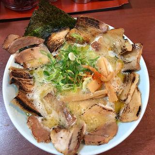 炙りちゃあしゅう麺(吉兆夢 (きっちょむ))