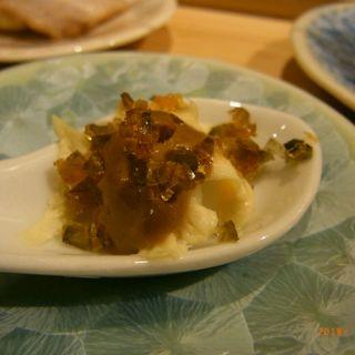 ピータン豆腐(火ノ鳥 )
