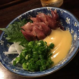 ホタルイカ酢味噌和え(磯ノ海 )