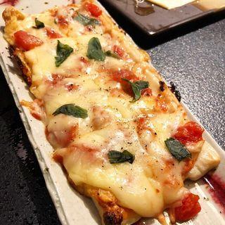 ピザ(酒亭道や)