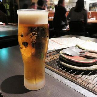 生ビール(あじさわ )