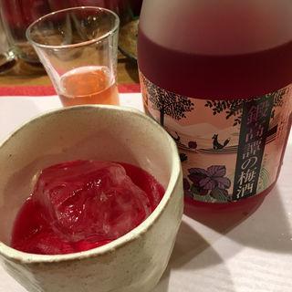 鍛高譚(粗酒粗餐 田なべ )