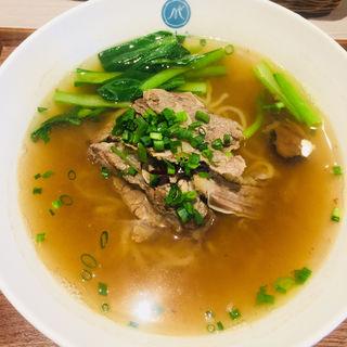 台湾薬膳牛肉麺(150g)(一味森)