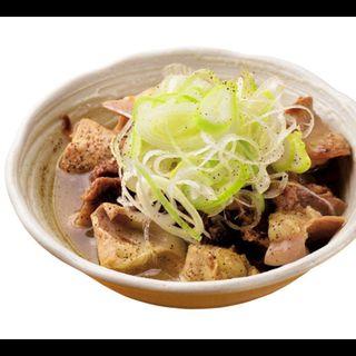 牛ホルモン塩煮込み(第三秋元屋 (ダイサンアキモトヤ))