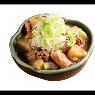 もつ煮(清水 HONTEN (シミズ ホンテン))