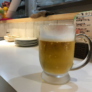 生ビール(食鳴市場ちゃい夢 )