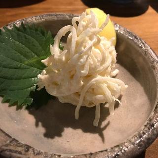ホタテ大根(游心 (ゆうしん 住吉))