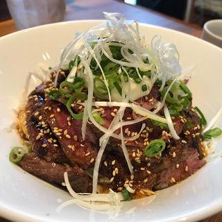 ハラミ丼(キングステーキ)