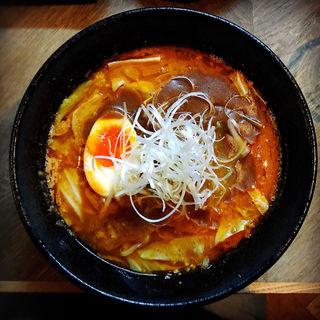 濃厚海老カレー(海老麺総本家 ジモトヤ )
