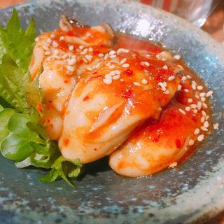 牡蠣キムチ(アンケラソ )