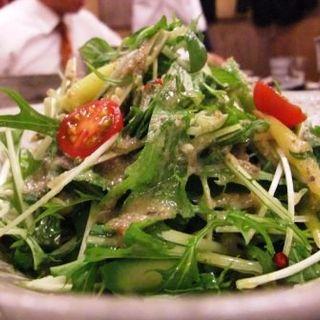 バーニャカウダ風サラダ(和っか (ワッカ))