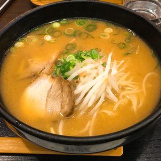 味噌ラーメン(北海ラーメンすすき野 アピア逆瀬川店 )
