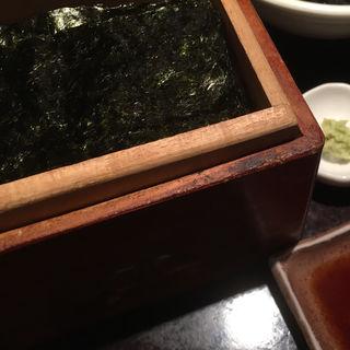 焼き海苔(上野やぶそば)