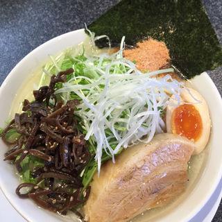 塩ジロー(麺屋しずる )