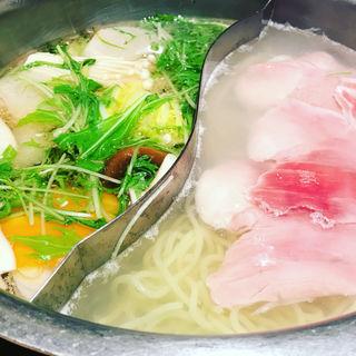 豚しゃぶしゃぶ定食ランチ(しゃぶ菜 阪急三番街 )