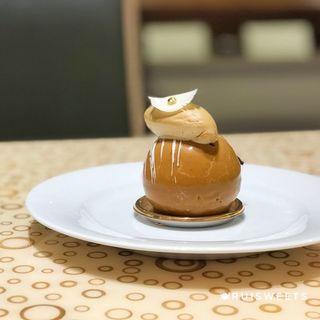 キャラメルショコラカフェムース(トスティーナ (tostina))
