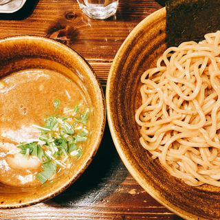 ベジポタ味玉入り煮干じめつけ麺(二代目えん寺)