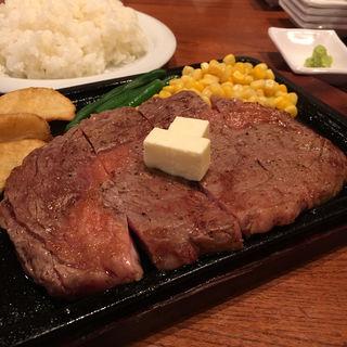 リブロースステーキ 200g(ミスターデンジャー 錦糸町店 (【旧店名】ステーキハウスアロハ))