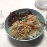 牛肉飯(味芳斎 支店 (ミホウサイ))