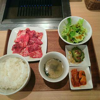 熟成和牛焼肉ランチ(エイジング・ビーフ ワテラス )