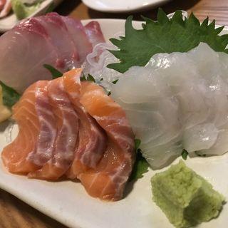 刺し盛り(男の真剣台所 男家 箱崎総本店)