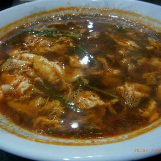 辛麺(辛麺屋 桝元 赤江店)