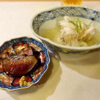 大根の蟹餡掛け(ひろ作 (ひろさく))