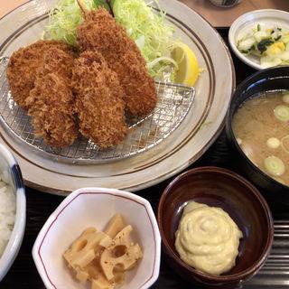 Aランチ(とんかつまい泉 青山本店)