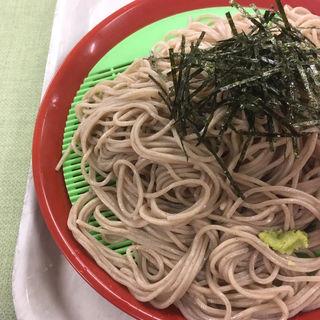 大ざる(北海道庁 地下食堂)